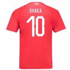 Notice: this item is football kit, include Football Shirt and Football Shorts Switzerland Home Shirt 2018 Manufactured by PUMA, the official Switzer Soccer Shop, Football Kits, Switzerland, Shorts, Soccer Jerseys, Tops, Printing, Products, Soccer Kits