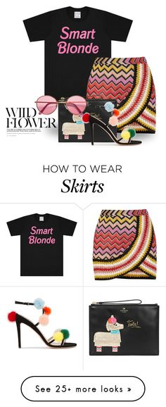"""Aug 13th (tfp) 4152"" by boxthoughts on Polyvore featuring Missoni, Kate Spade, Fendi, H&M and tfp"