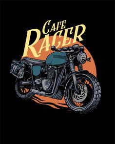 Motorcycle Stickers, Motorcycle Style, Motorcycle Design, Cafe Racer Honda, Cafe Racer Build, Bicycle Art, Bicycle Design, Adventure Time, Cycling Art