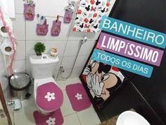 BANHEIRO LIMPINHO BRILHANDO E CHEIROSO TODOS OS DIAS - YouTube