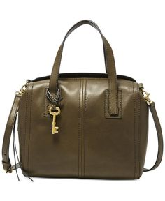 Fossil Emma Leather Satchel Fossil Satchel f8b6100765a94