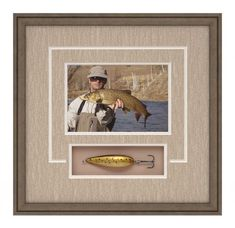 Father's Day Is Almost Here - Deck The Walls #FathersDay #gifts #giftideas #customframing