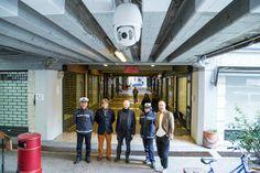 Foto Casa Sopralluogo Videocamere Galleria Polidoro 3