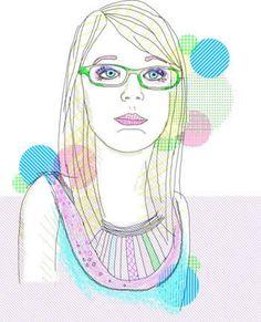 Fashion Illustration, via Flickr.