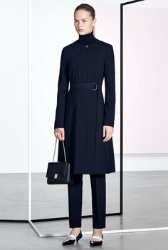 Coat Boss Pre-Fall 2016 Collection - Vogue