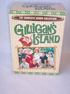 Gilligans-Island-The-Complete-Series-Collection-DVD-2011-17-Disc-Set
