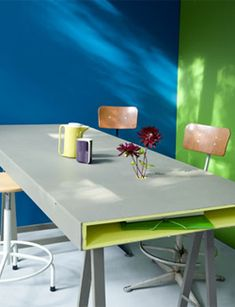 DIY Table with store - Tafel met opbergruimte #opbergen. Kijk op www.101woonideeen.nl
