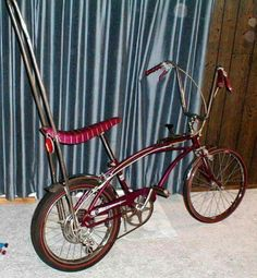 Cool Bicycles, Cool Bikes, Raleigh Chopper, Raleigh Bikes, Push Bikes, Drag Bike, Mini Bike, Ol Days, Vintage Bicycles
