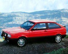 1988 VW Gol GTS 1.8 - Brasil