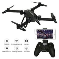 Just posted! Just posted! Just in: RC Drone with Camera Altitude Hold APP... https://vrndrones.tumblr.com/post/165084504662