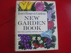 Better Homes And Gardens New Garden Book