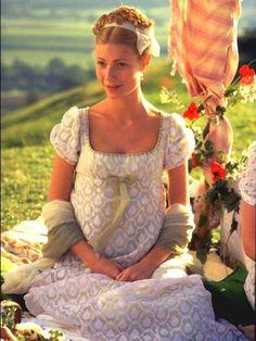 Emma (1996) Film Costumes | Sense & Sensibility Patterns