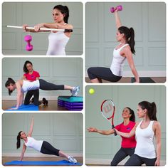Will try this Tennis Fitness Plan and see if it makes a difference to my competition scores.