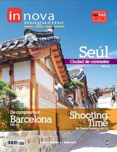 No.5 Seúl, ciudad de contrastes La capital de Corea tiene más de 600 años de historia. Sus edificios patrimoniales y las instalaciones culturales más modernas coexisten en total armonía en una de las ciudades más importantes del mundo. Una mezcla de culturas milenarias, sitios de ocio y shopping, se disfruta en un recorrido único por sus calles. http://issuu.com/innova_magazine/docs/innova-junio-2013-espanol/1?e=4240751/2985343