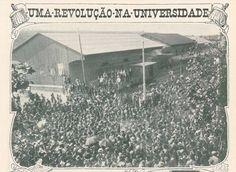 26 DE AGOSTO DE 1907 Decretada amnistia geral beneficiando os estudantes envolvidos na crise académica de 1907.