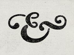 Ampersand  by Luke Gibbs