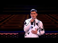 The Voice UK 2013   Mike Ward performs 'Suspicious Minds' - The Live Final - BBC One