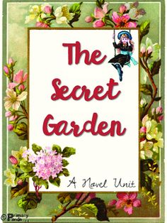 the secret garden novel study guide