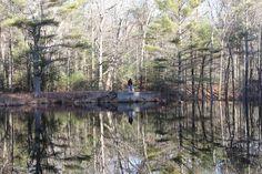"""Outdoor Scene"" Sat.6:am & Sun.9:am WNRI.COM or 1380 AM: Open Water on Dec.27th !  I took advantage of it !..."