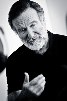 Robin McLaurin Williams (21 July 1951-11 August 2014)