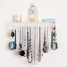 Using hinged mirror from Ikea New bedroom Pinterest Jewelry
