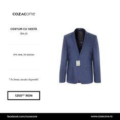 Un costum care face senzaţie, în orice ocazie şi combinaţie stilistică: http://www.cozacone.ro/produse/detalii/costum-cozacone-cu-vesta/