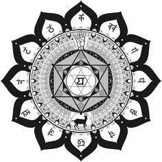 Anahata: Heart / Sacred Geometry <3
