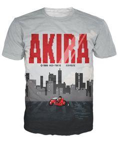 1b8d3a415e250 Akira T Shirt 3d t shirt women men summer tee letters print tshirt tops  tees hip hop t shirt casual shirt funny t shirts-in T-Shirts from Women s  Clothing ...
