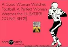 Watch the Huskers!!
