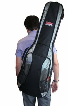 Gator 3G Slinger Series GSLING-3G-BASS 3G Gig Bag for Bass by Gator. $44.99. Newest Version of Gator's own Slinger Series for bass guitars (Available March 2012)