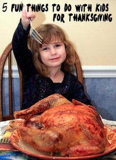 5 Fun Things to Do with Kids for Thanksgiving