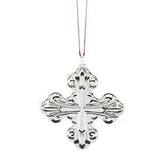 Lenox 2017 Snow Fantasies CROSS Annual Ornament 869905 NEW IN BOX!