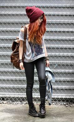 school-ish style for luanna \|/
