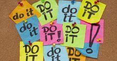 Contre la procrastination, Action ! sur horizoom.com
