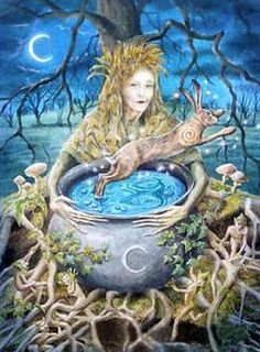 One of the Celtic Goddess associated with Lughnasad is Cerridwen:-   Also known as the Corn Maiden, Mistress of Corn or   Mother Corn.