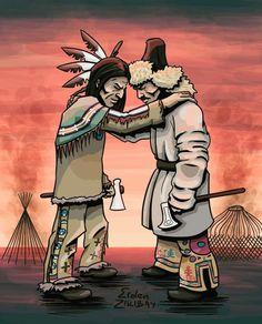 Same origin, same blood, same way... Natives of America and Natives of Eurasia (Turanians) #nativeamerican #nativesofcanada #americanindian #indigenous #warrior #turanians #siberia #kizilderili #indiginouscanadians #indigenousamericans #turkicstatesandpeople #türkdünyası #tengribizmenen #hajraturan #sibirya #ortaasya #türkboylari #aztlan #anahuac #southamericannatives #tawantinsuyu #nativesofsouthamerica