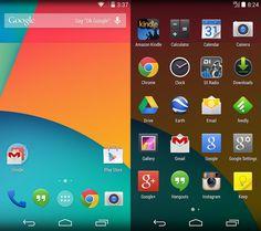 Google Android (KitKat)