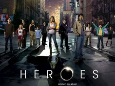 Heroes, par Serge.