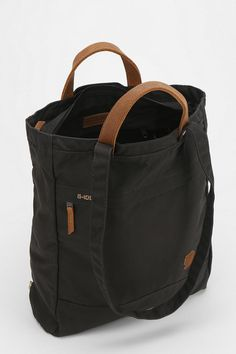 Urban Outfitters | Black Fjallraven Tote Pack No 1 Bag | Lyst