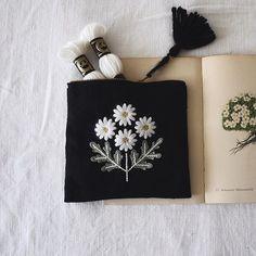 Yumiko Higuchi, embroidery