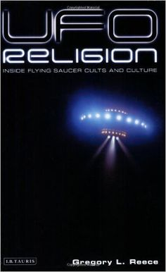 UFO Religion: Inside Flying Saucer Cults and Culture http://www.amazon.com/UFO-Religion-Inside-Flying-Culture/dp/1845114515/ref=cm_cr_pr_product_top?ie=UTF8