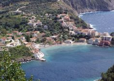 PRETTY. Kefalonia Greece is one of the most popular destinations of the Ionian Islands and the biggest island of the group.