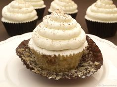 Cupcakes de Tiramisú - MisThermorecetas.com