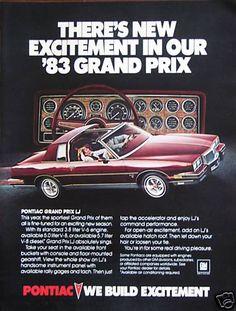 1983 Pontaic Grand Prix LJ