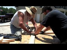 How to build your own trusses