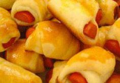 Miniatura do Enrroladinhos de Salsicha