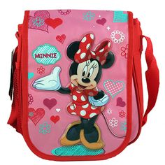 Minnie Mouse Lunch Tote [Sugar Sweet]