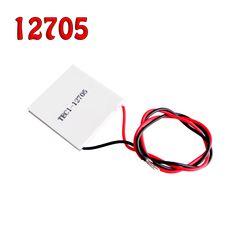 TEC1-12705 12703 12706 12709 12710 12715 Thermoelectric Cooler Peltier TEC1-12706  40*40MM 12V Peltier Elemente Module Sale Only For US $1.80 on the link Link