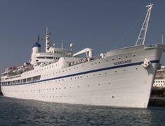 Video Clip - Serenade ex Mermoz at Rhodos Watch Video, Video Clip, Trains, Boats, Aviation, Archive, Ship, Boutique, Rhodes