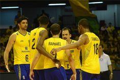 Olimpiadi Rio 2016, Volley: chi sono i brasiliani che ci contenderanno l'oro?